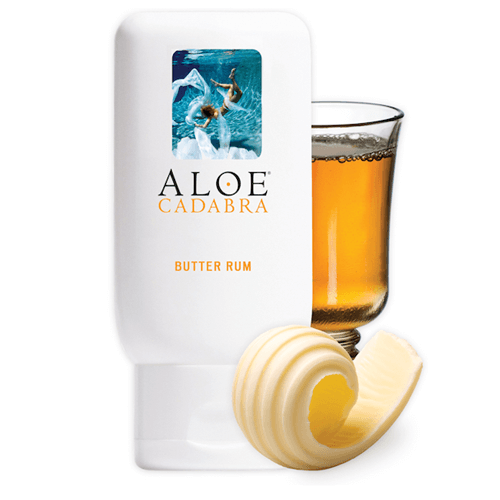 Aloe Cadabra Butter Rum Bottle