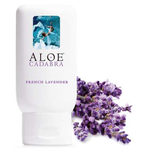 Aloe Cadabra Lavender Bottle