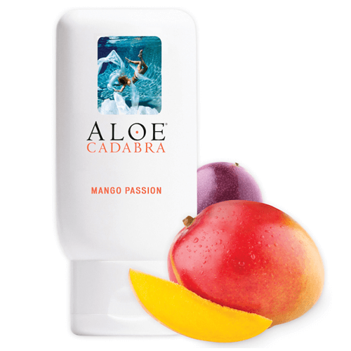 Aloe Cadabra Mango Bottle