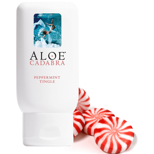 Aloe Cadabra Peppermint Bottle