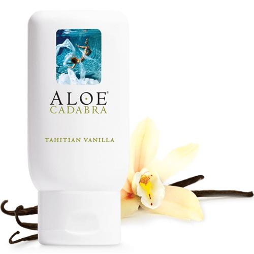 Aloe Cadabra Vanilla Bottle