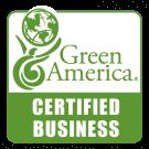 Green America Certified Logo