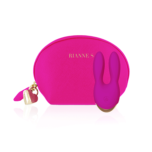 Bunny Bliss Pink with Bag