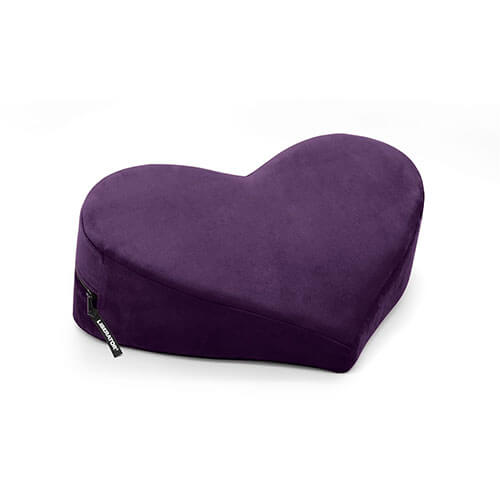 Heart Wedge Position Pillow by Liberator