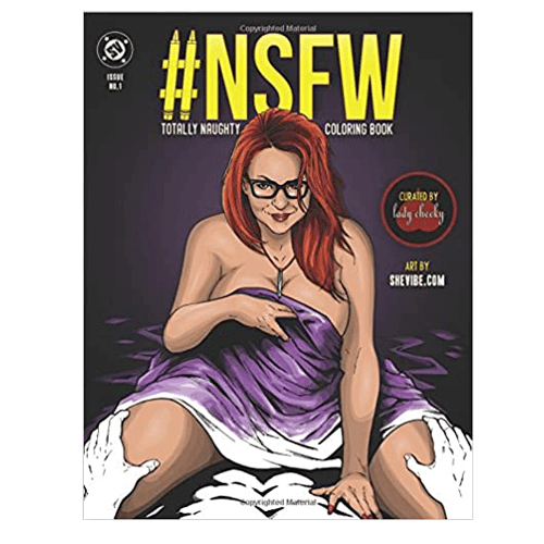 nsfw totoally naughty coloring book
