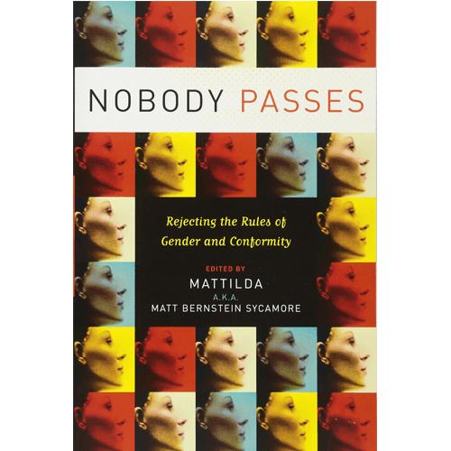 Nobody Passes Cover Art