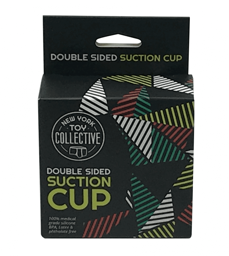 box for double sided suction cup.