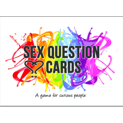 Sex Question Cards: A Game for Curious People