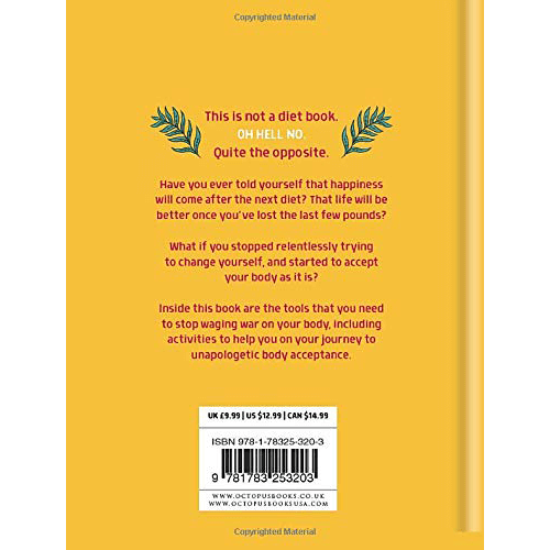 You Are Enough Back cover