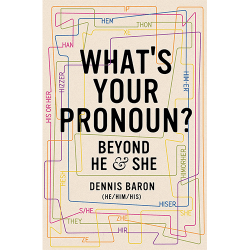 What's Your Pronoun Cover