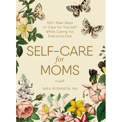 Self Care for Moms Cover