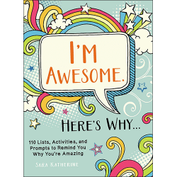 I'm Awesome Here's Why Cover