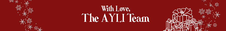 With Love Banner