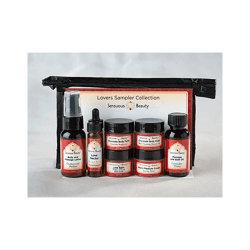 Lover's Sampler Collection by Sensuous Beauty
