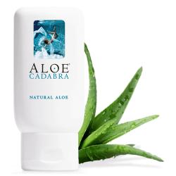 Aloe Cadabra Natural Bottle