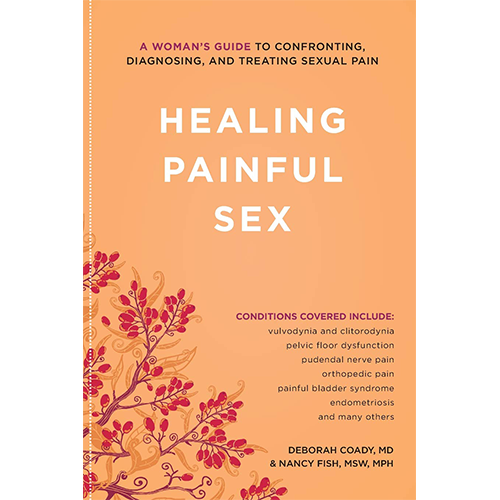 Healing Painful Sex cover