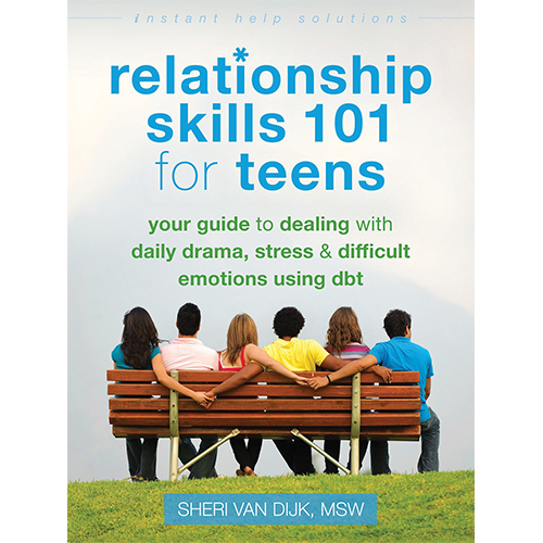 Relationship Skills 101 for Teens cover