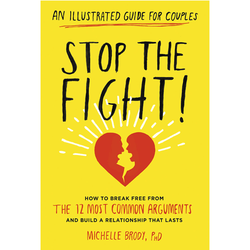 Stop the Fight Cover