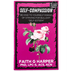 Self-Compassion Zine Cover